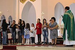 MISSA ÁREA SOCIAL - 75 ANOS