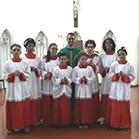 Coroinhas - Comunidade São José